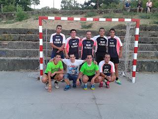 Los Hombres de Vere derrotaron en la final del campeonato por 8-0 a Los Diablos.