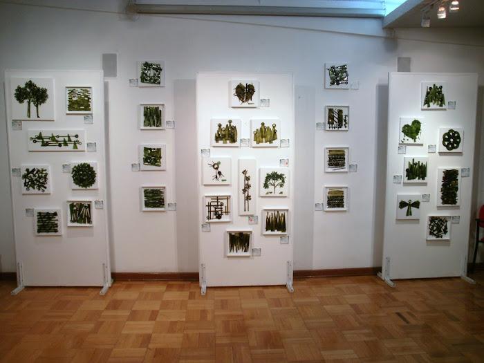 Exposición Centro Vasco 2011