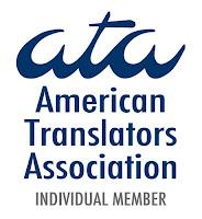 Член Американской ассоциации переводчиков