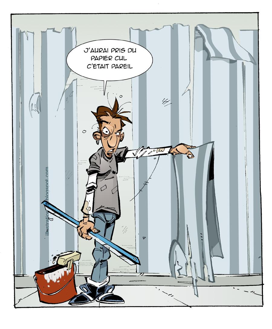 Illustration jeff l 39 entrepot du bricolage - L entrepot du bricolage seynod ...