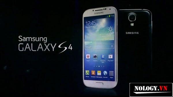 Điện thoại samsung galaxy s4 Hàn Quốc thiết kế tinh tế