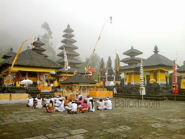 Pasar Agung Temple, Bali Indonesia