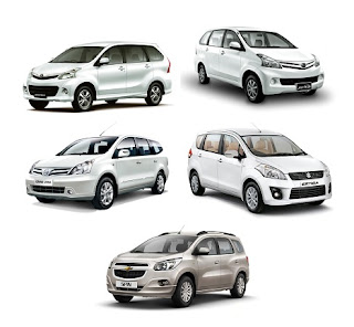 All Information .: Xenia VS Avanza VS Ertiga VS Grand Livina VS Spin