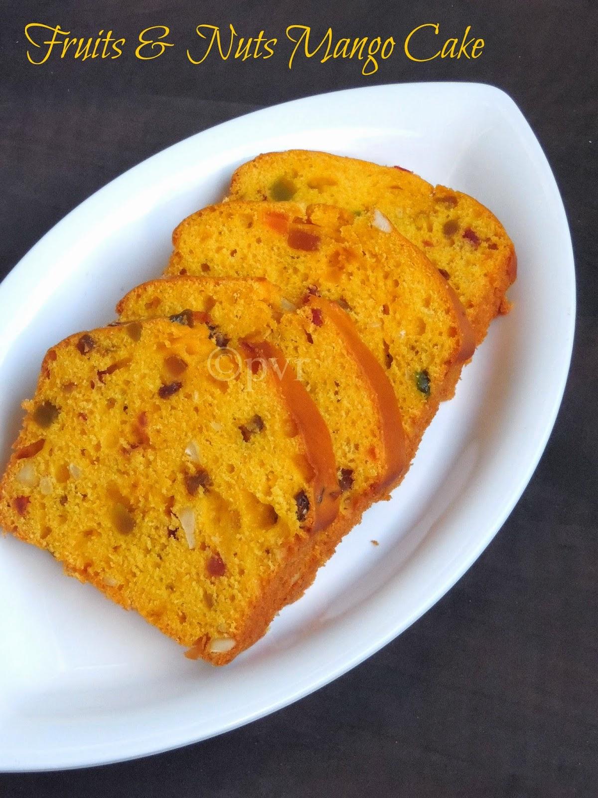 Mango Cake With Yellow Cake Mix