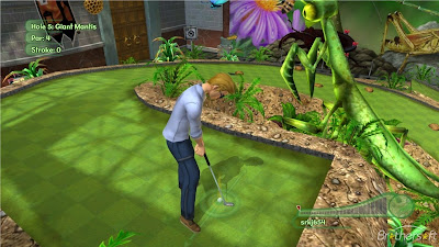 Free Download 3D Ultra Minigolf Adventures PC Game Full Version Screenshots 2
