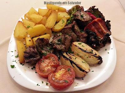 O Árabe Cozinha Árabe: Michuí de Cordeiro
