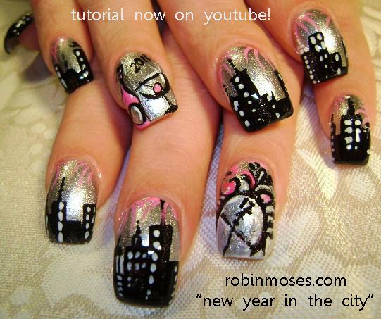 Nail Art Tutorial 114