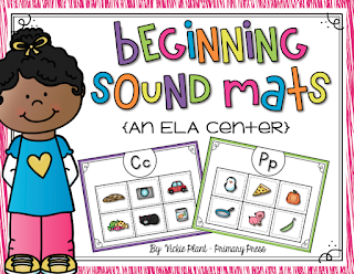 https://www.teacherspayteachers.com/Product/Beginning-Sound-Mats-1949500