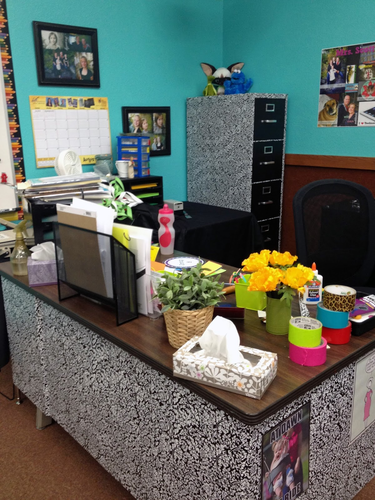 Classroom Ideas For Teachers ~ Controlling my chaos manic mode