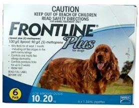 Frontline for Ticks