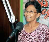 """Yaritza Rodríguez: Los oyentes son la fuente de mi alegría"""""""
