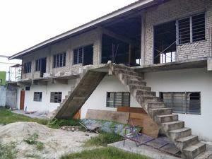 Bangunan Kelas Dan Asrama Pelajar Hafizah Di Dalam Pembinaan