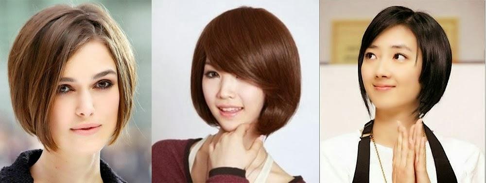 model rambut bob
