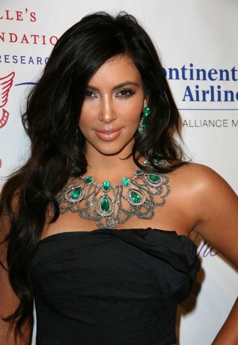 the amazing Kim kardashian jewelry