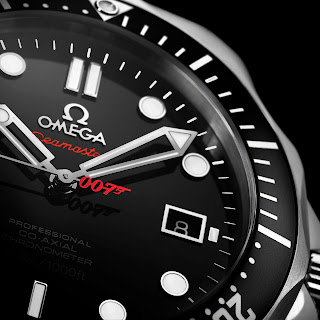 Omega Seamaster 007 Watch HD Desktop Wallpaper