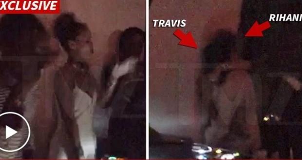 Rihanna dhe Travis - Puthje të Zjarrta, Konfirmohet Lidhja
