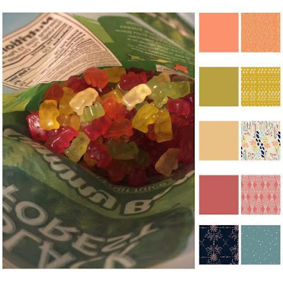 Color Play Friday Gummy Bears