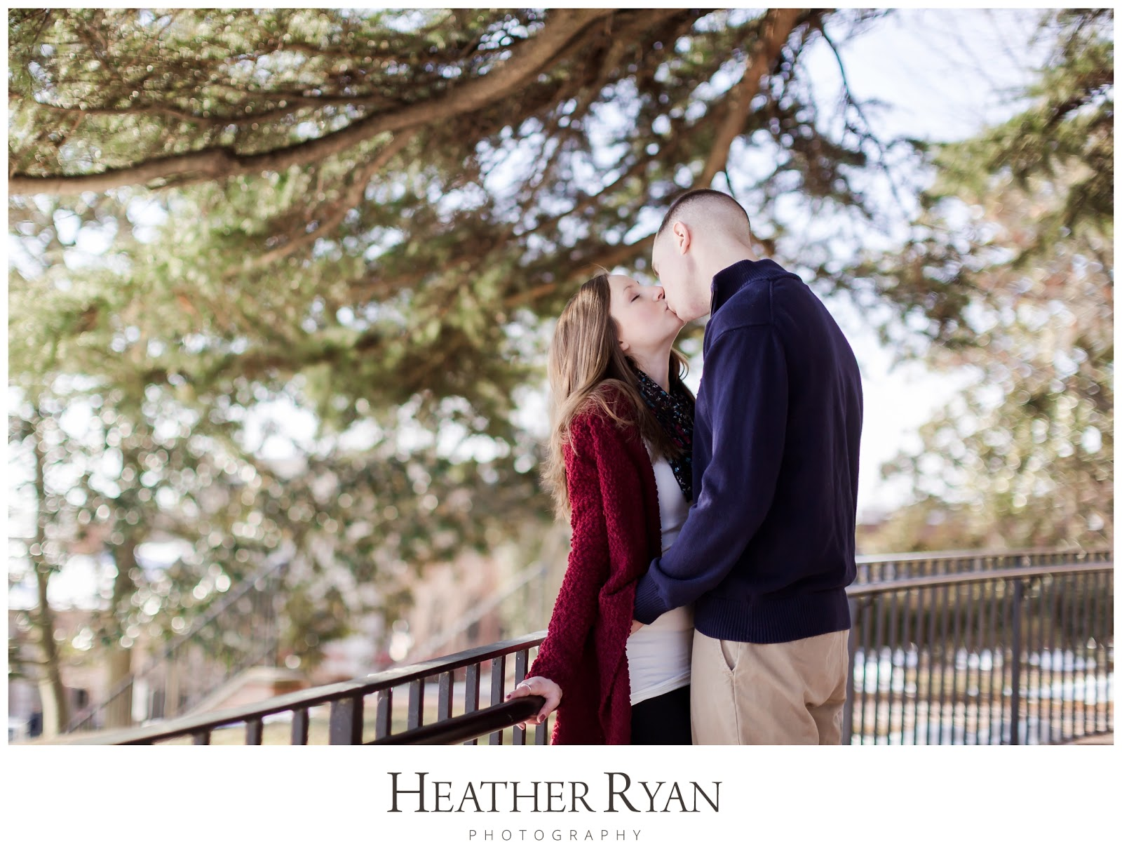 Annapolis, MD Engagement Photos by Heather Ryan Photography