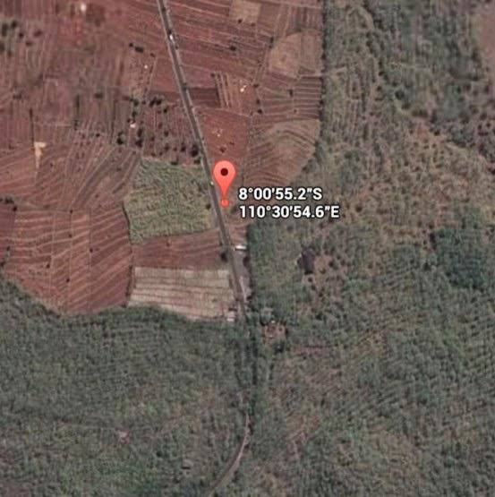 Koordinat Lokasi Suaka Margasatwa Paliyan_siparjo.com