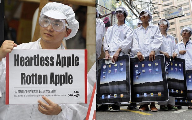apples ethics and social responsibility A documentary pertaining to the corporate social responsibility of companies apple and microsoft with highlights of ceos steve jobs and bill gates the compa.