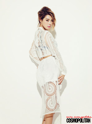 Kahi - Cosmopolitan Magazine December Issue 2013