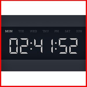 Add a Digital clock to Weebly