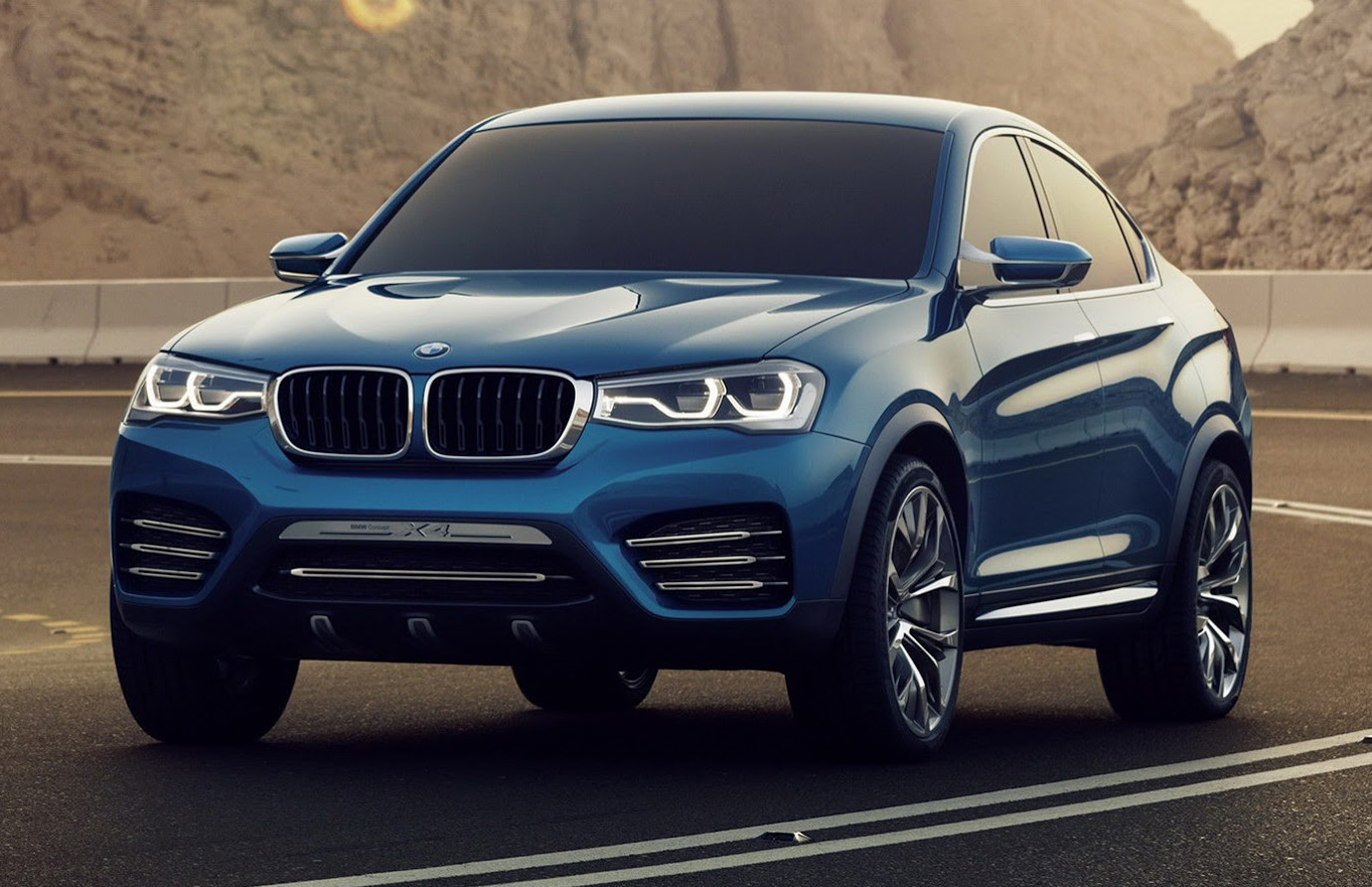 2015 BMW X4 Release Date