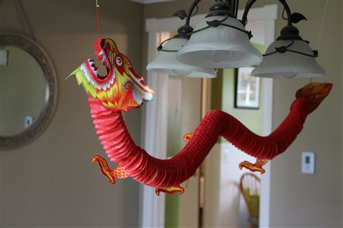 Easy Decorations For Chinese New Year Party