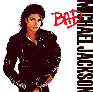 Michael Jackson Bad CD Capa