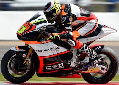 Hasil Lengkap Latihan Bebas 1 Moto2 Misano, San Marino 2015