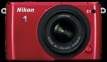 Nikon 1 S1 Camera User's Manual