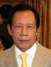 Sutiyoso, mantan Gubernur DKI Jakarta