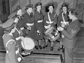 No. 9 SFTS Centralia Band Members 1943