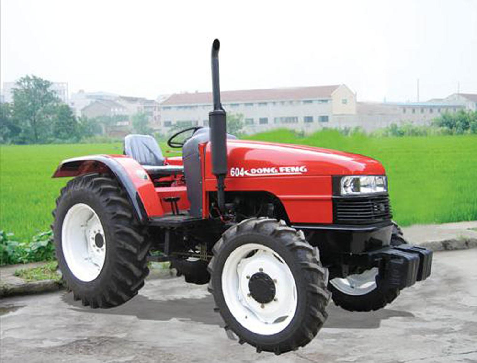 2 Wheel Tractor 1900 : Tractors methods of construction
