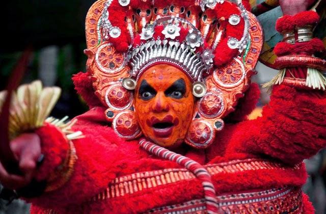Kuttikkol Thampuratty Theyyam Festival