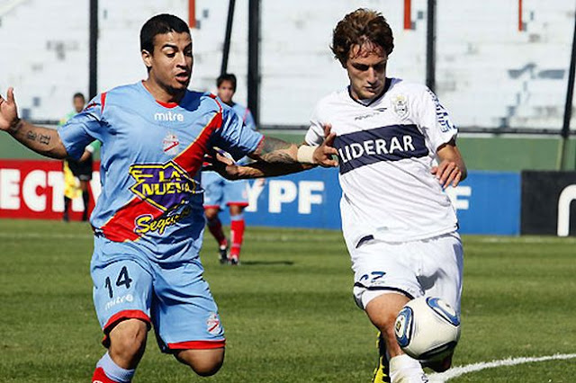 Arsenal de Sarandi vs Gimnasia La Plata link vào 12bet
