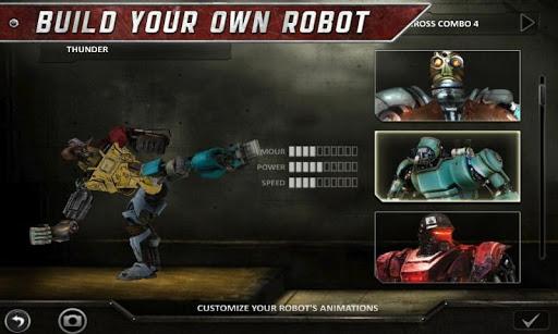 Build Your Own Killer Robot Game
