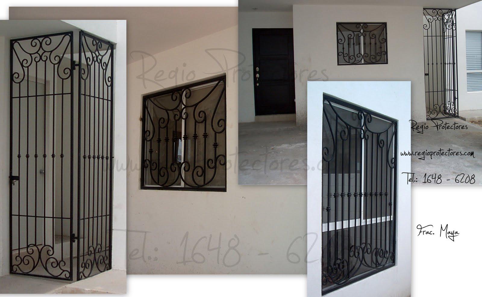 Puertas De Hierro Para Casas