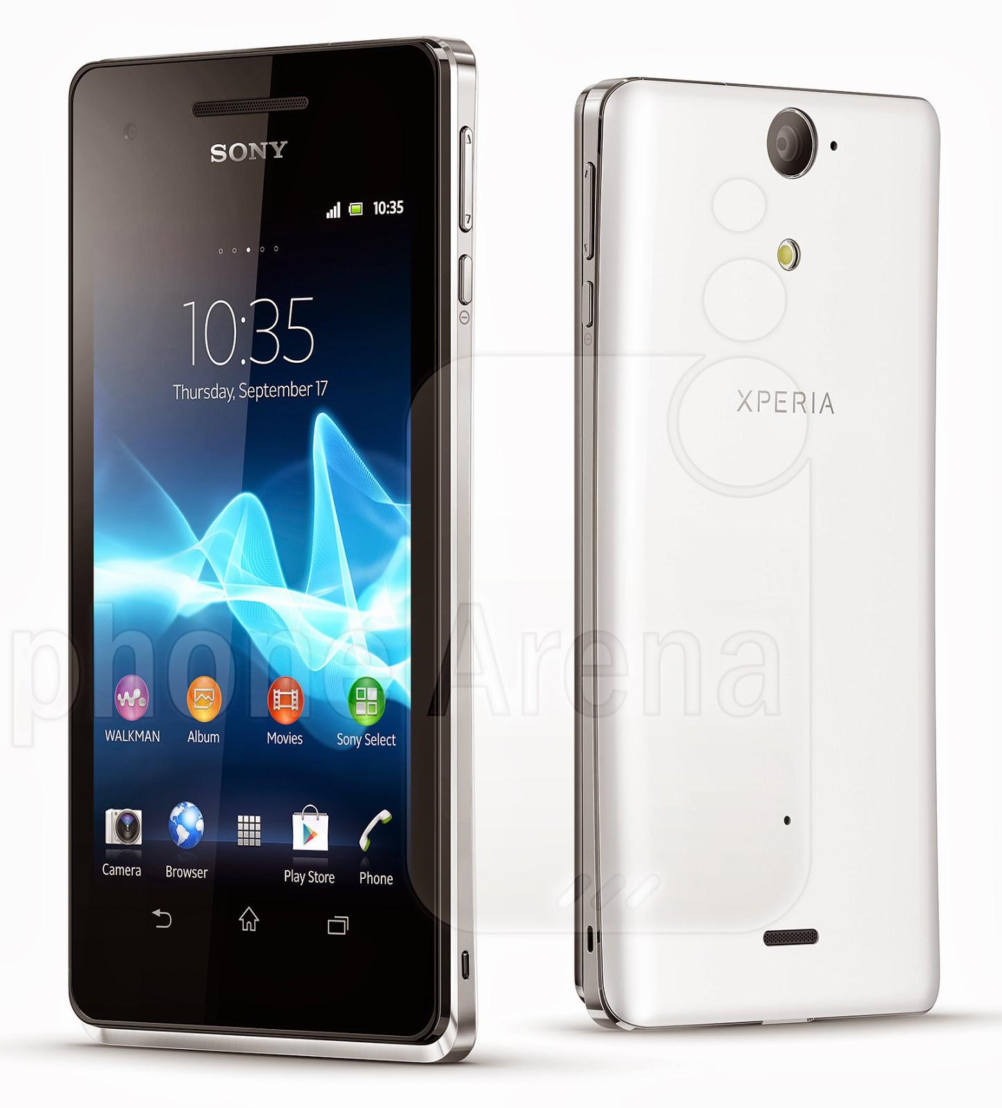 Harga Hp Sony Xperia Bulan Maret 2014