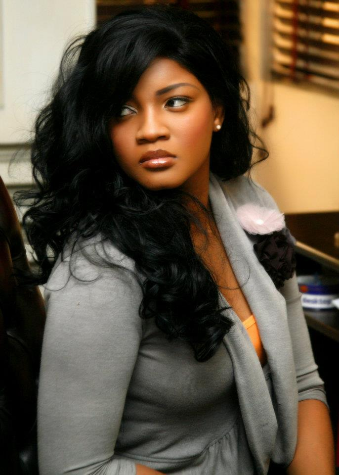 how old is omotola jalade