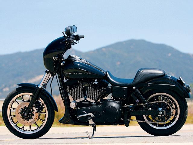 New Luxury Bike  Harley Davidson Dyna