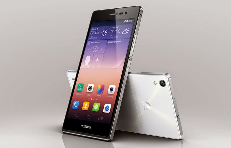 Huawei P8 Launched in April