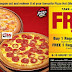 pizza - buy 1, get free 1