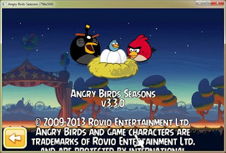 Crack Angry Birds Seasons 3.3 Full crack