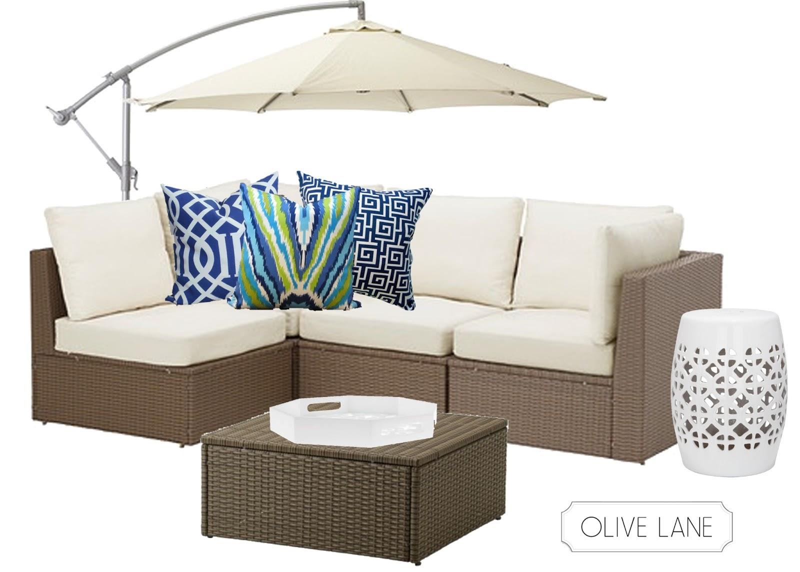Outdoor Lounge Design