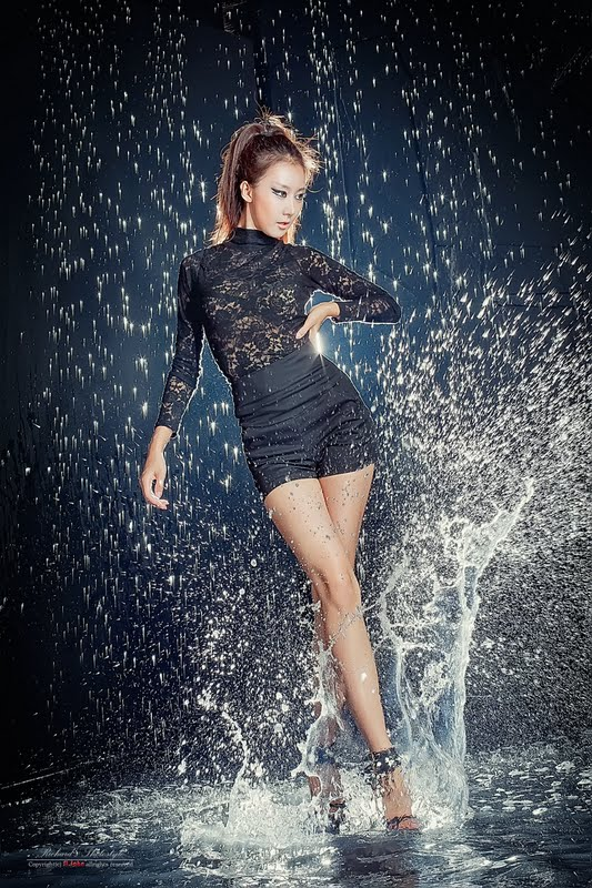 Park Hyun Sun in Miscellaneous Water