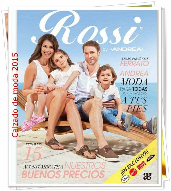 Catalogo Rossi Andrea Primavera 2015