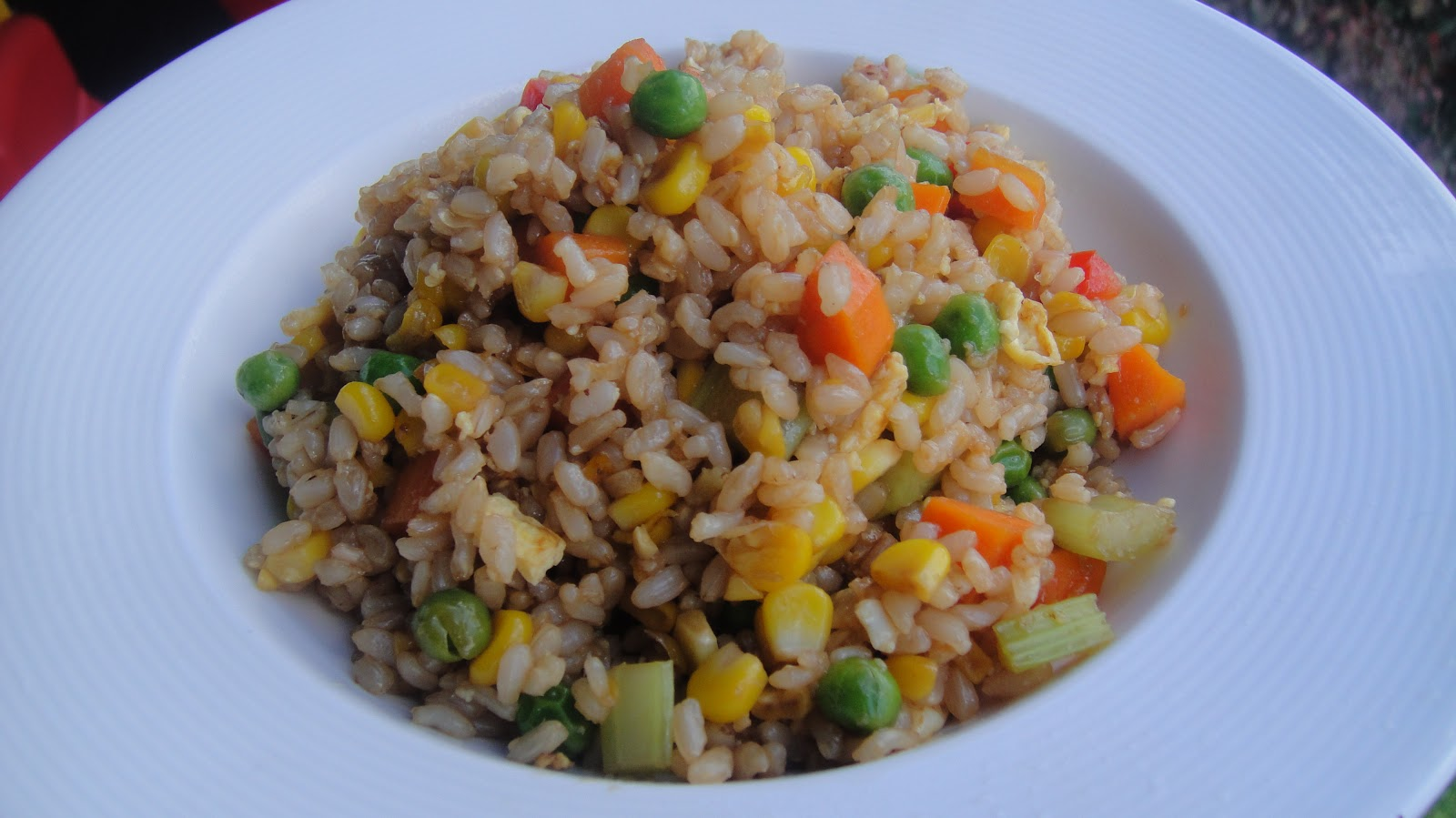 Mums in the Kitchen: Brown Fried Rice