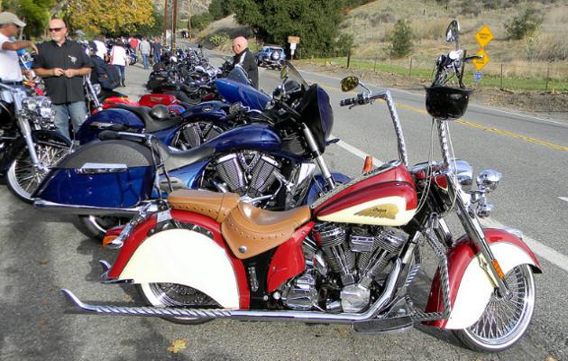 Мотоциклы Харлей-Дэвидсон США