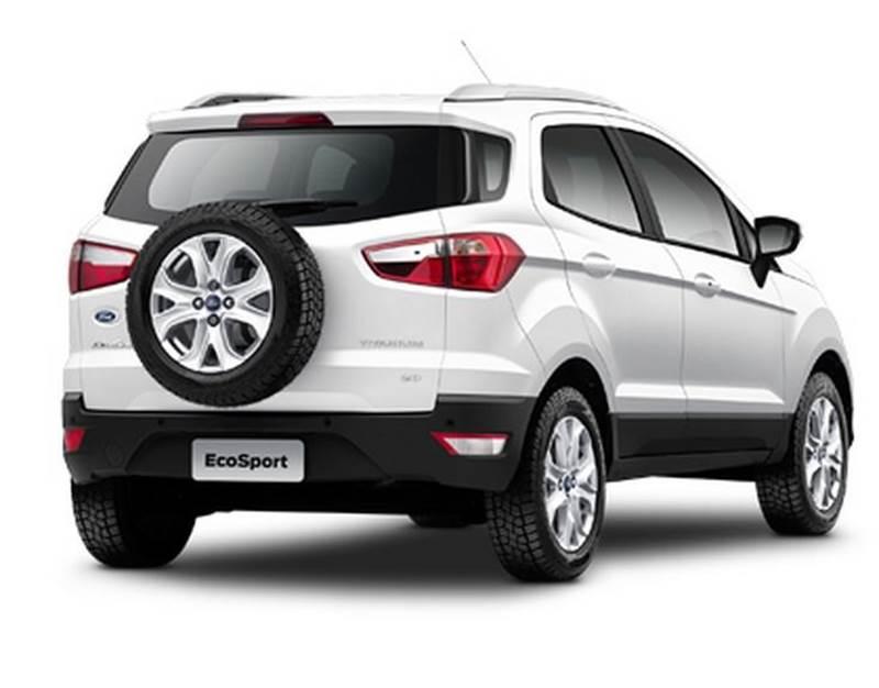 Ford EcoSport x Honda HR-V - comparativo